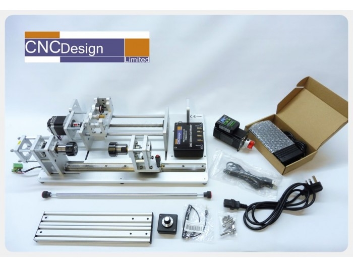 CNC 200mm Coil Winder