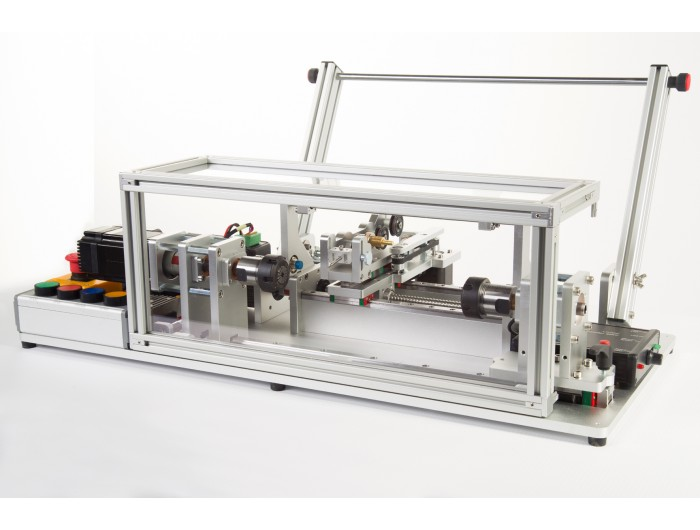 CNC 200mm Coil Winding Machine (3-Axis)