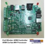 Coil Winder Arm Controller Upgrade