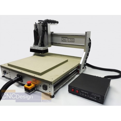 CNC D-500 Routing Machine Kit.