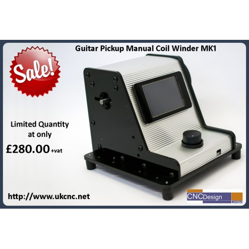 Guitar Pickup Manual Coil Winder