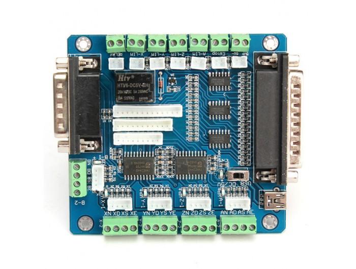 5-Axis Breakout Board