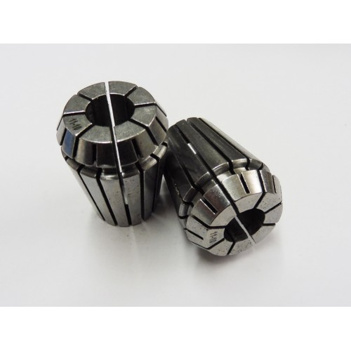 11mm - 10mm High Precision ER25 Collet