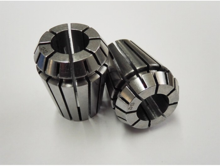 13mm - 12mm High Precision ER25 Collet