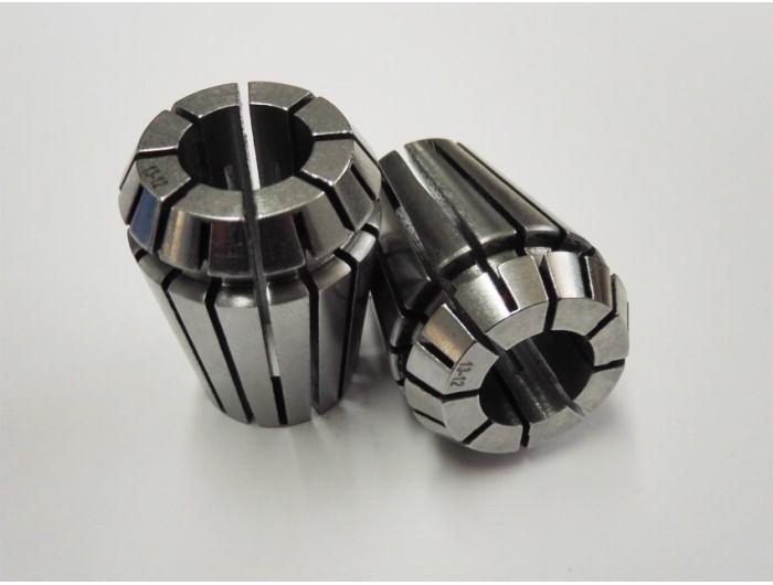 13mm - 12mm High Precision ER25 Collet