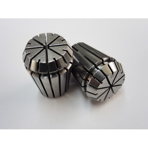 3mm - 2mm High Precision ER25 Collet