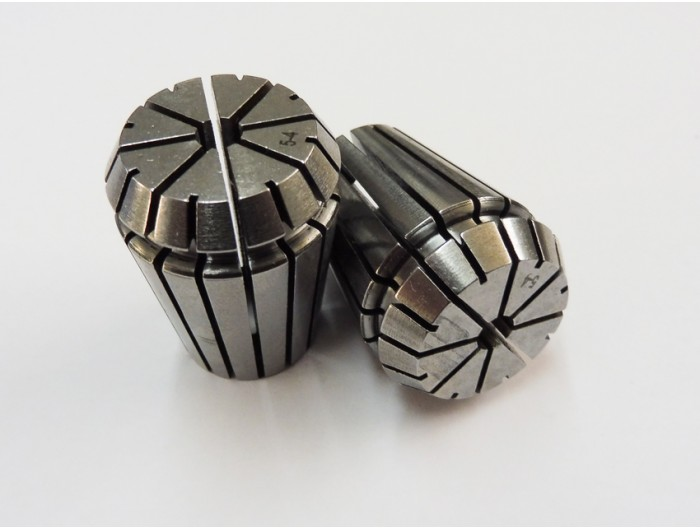 5mm - 4mm High Precision ER25 Collet