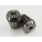 8mm - 7mm High Precision ER25 Collet