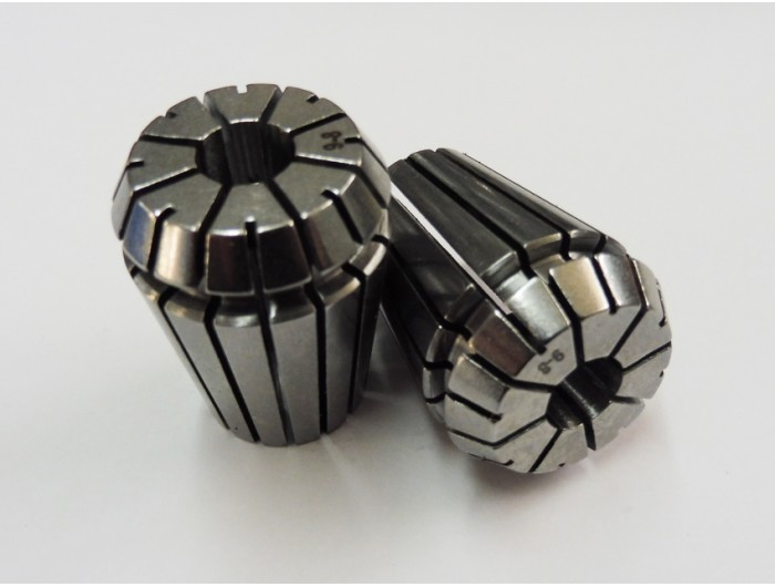 9mm - 8mm High Precision ER25 Collet
