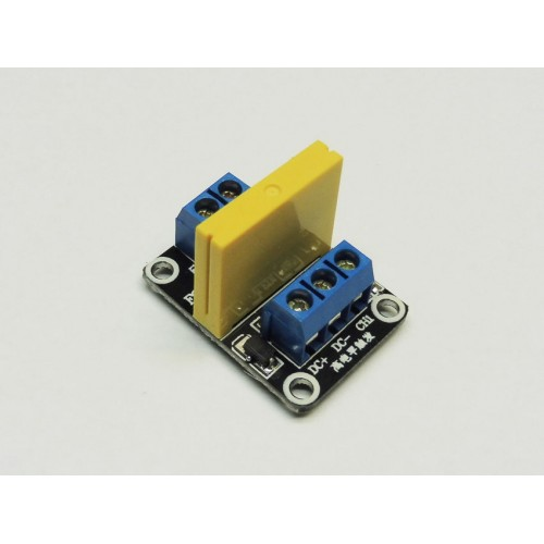 1 Channel 5A 40V DC Solid State Relay Module Arduino