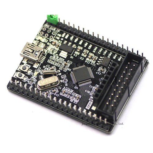 STM32f103c8 Minimum System Board programmed with RC receiver converter code