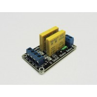 2 Channel 5A 24V DC Solid State Relay Module Arduino
