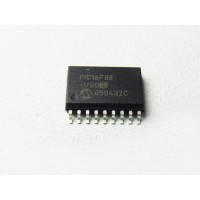2 Pack Microchip PIC16F88 SOIC18