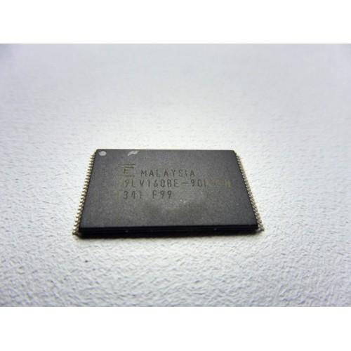 Pack of 2 Flash Memory 29LV160BE 16M-bit