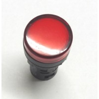 Red LED Panel Lamp 12V
